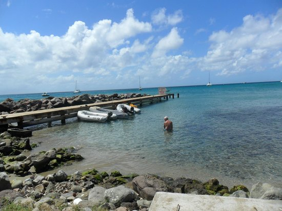 Timothy Beach Resort: Timothy's Beach Resort - beach