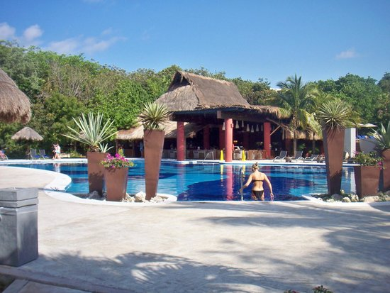 Sandos Caracol Eco Resort : piscine