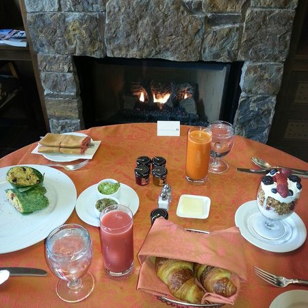 Four Seasons Resort and Residences Jackson Hole: Room service