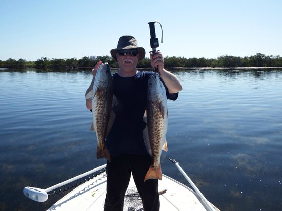 RazorFin Charters and Tours: From a double header