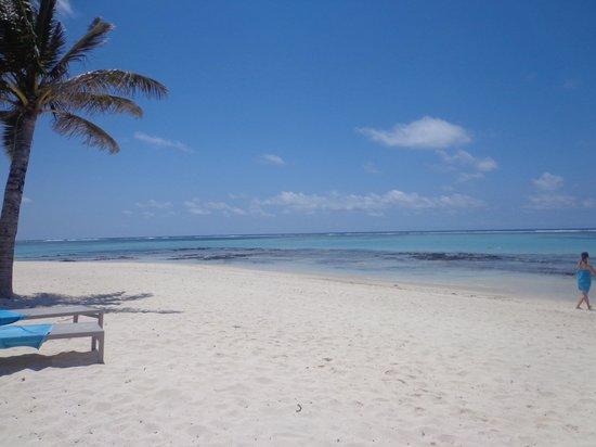 La Palmeraie Hotel : La plage !