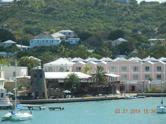 Hotel on the Cay : Christiansted