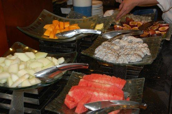 Sheraton Hanoi Hotel: Fresh Fruit