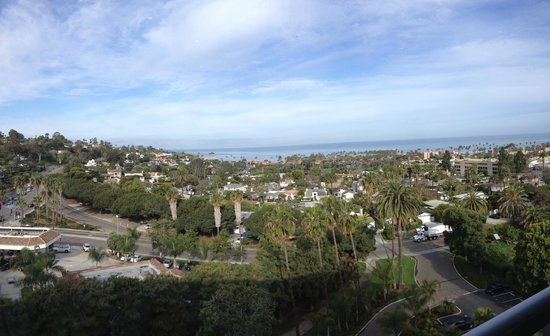 Hotel La Jolla, Curio Collection by Hilton: Morning view from the room