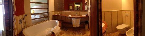 Lefay Resort & Spa Lago di Garda : Il bagno