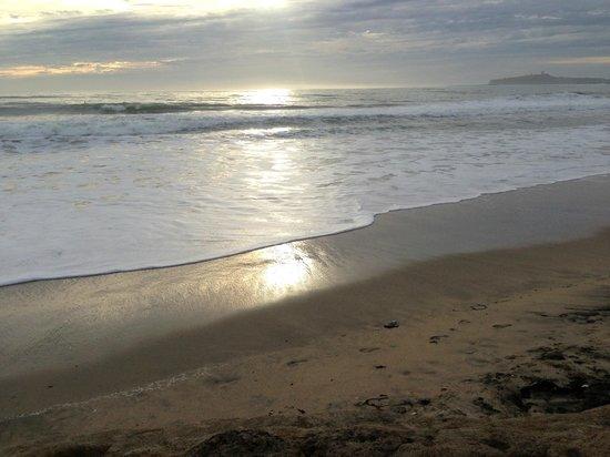 Cypress Inn on Miramar Beach : The Beach - A short walk from our room
