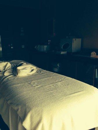 Lefay Resort & Spa Lago di Garda : Cabina Massaggi