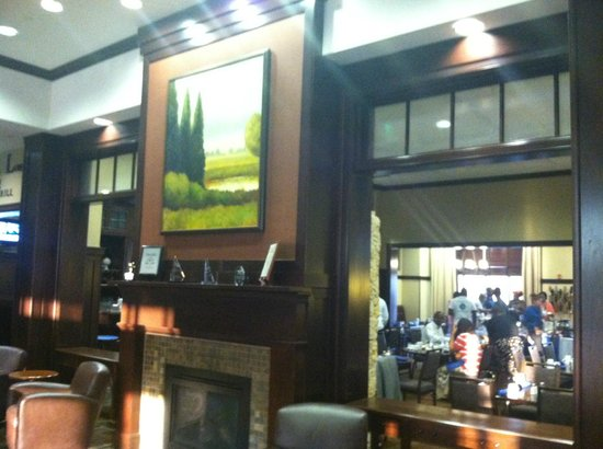 Sheraton Baltimore Washington Airport - BWI: lobby