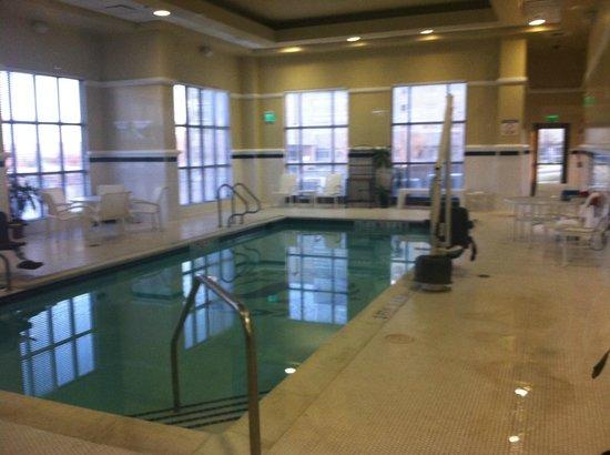 Sheraton Baltimore Washington Airport Hotel - BWI: Indoor pool