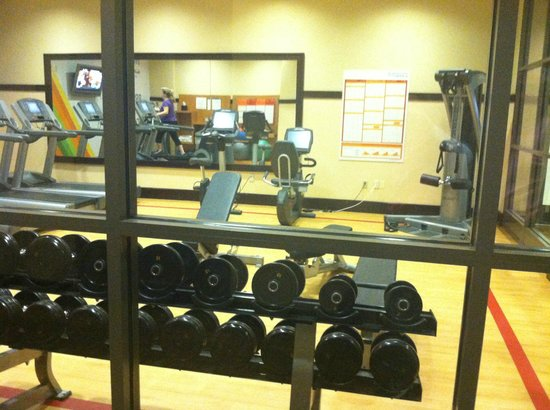 Sheraton Baltimore Washington Airport Hotel - BWI: weights