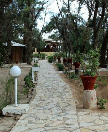 Marhaba Royal Salem: территория отеля!