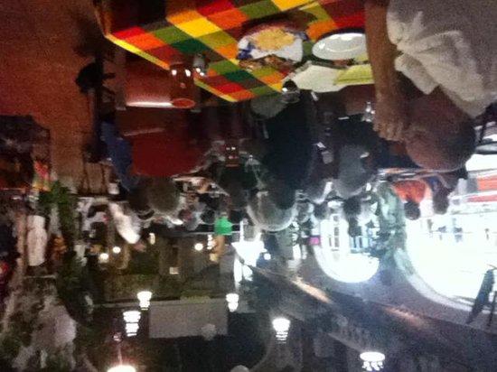 Margaritas Restaurant: Restaurant ambiance