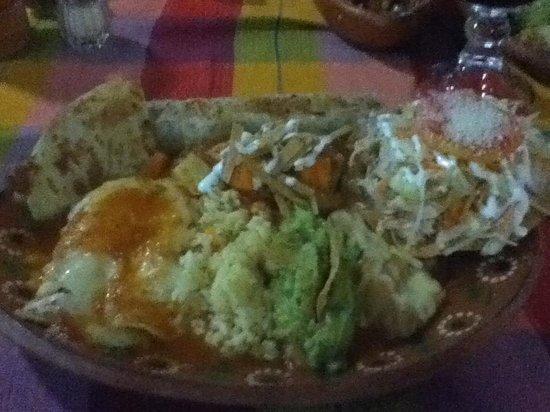 Margaritas Restaurant: mexican combination
