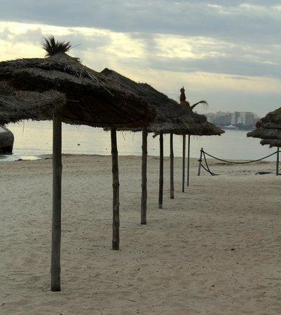 Marhaba Royal Salem: пляж