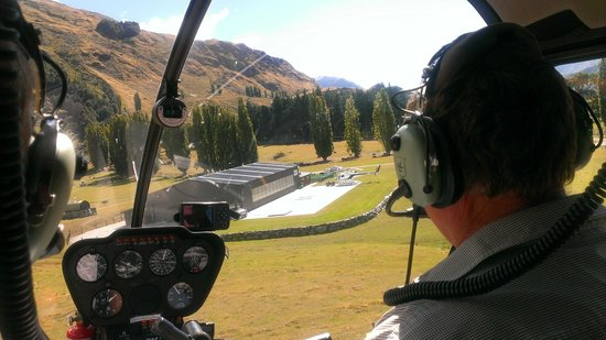 Aspiring Helicopters: Great local pilots