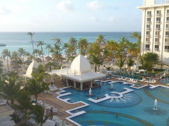 Hotel Riu Palace Aruba : que celeste, imborrable!