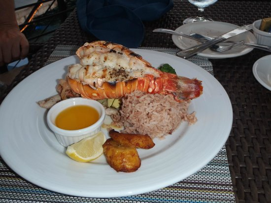The Lobster Pot: Cayman Trio
