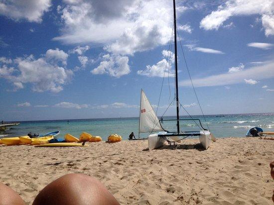Viva Wyndham Dominicus Beach: Beach toys