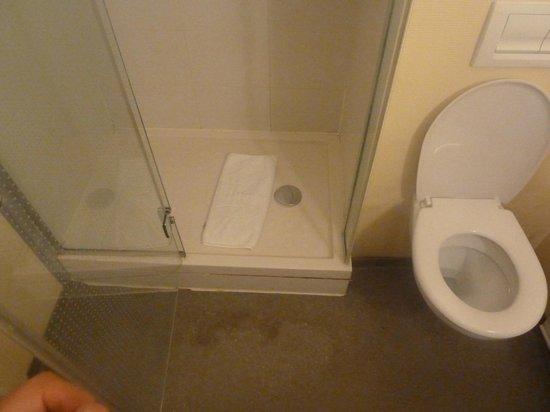 Ibis Oran Les Falaises : Salle de bains