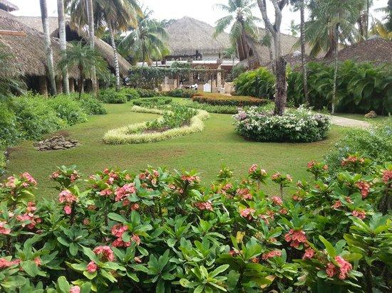 Viva Wyndham Dominicus Beach: Garden