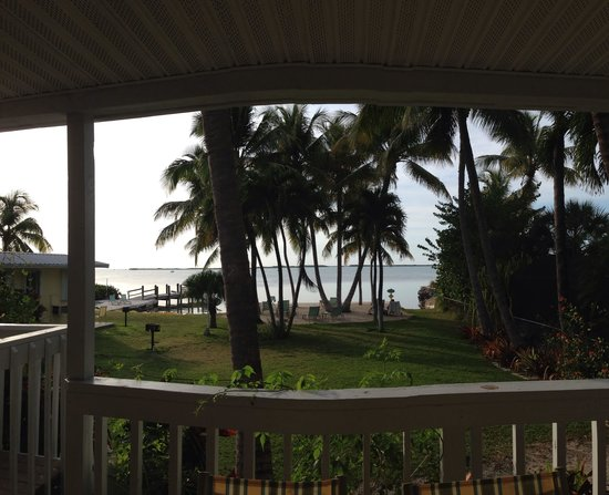 Coconut Bay Resort: View from room 25