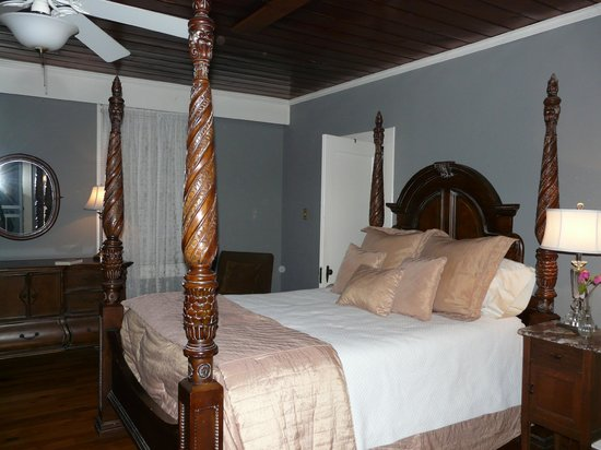 Grand Bayou Noir : La chambre