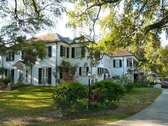 Grand Bayou Noir : Les chambres sont sur le côté de la maison