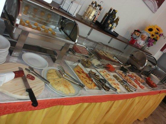 Hotel Stresa: I salati