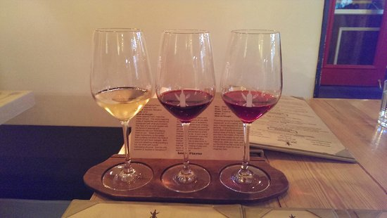 The Wine Kitchen: The local vintners wine