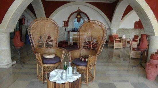 El Mouradi Djerba Menzel: Moors café
