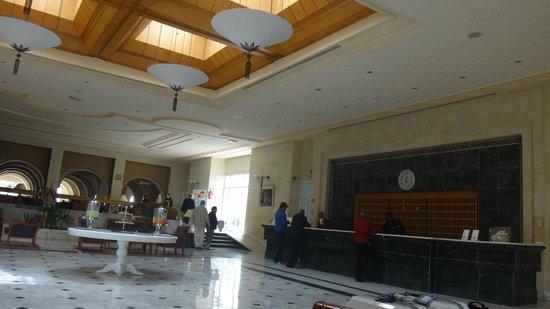 El Mouradi Djerba Menzel: lobby