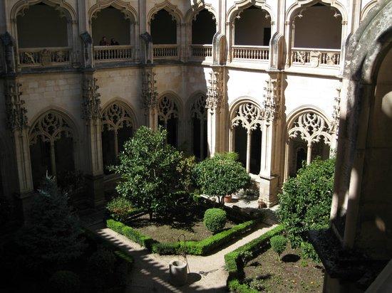 Monasterio de San Juan de los Reyes: Cloister