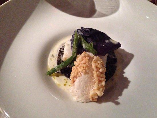 Il Ridotto : Baccalà e lenticchie......