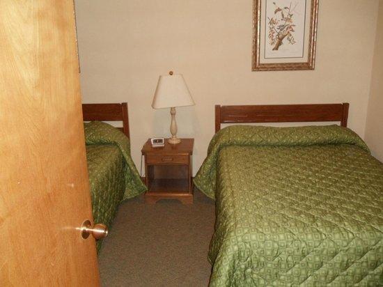 Audubon State Park : bedroom