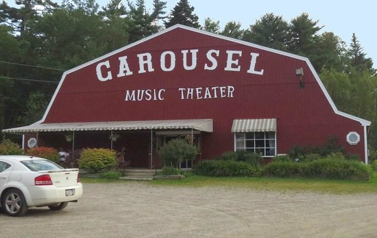 Flagship Inn: Carousel Theatre next door
