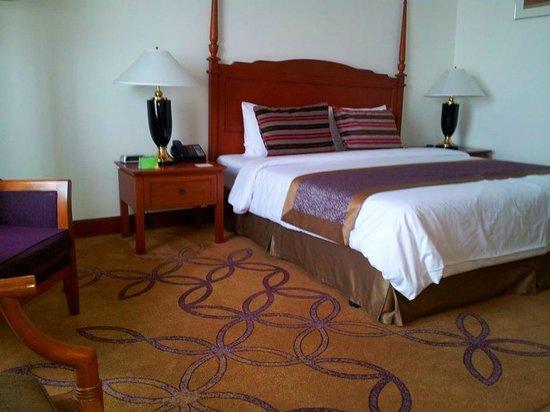 Century Park Hotel: my room