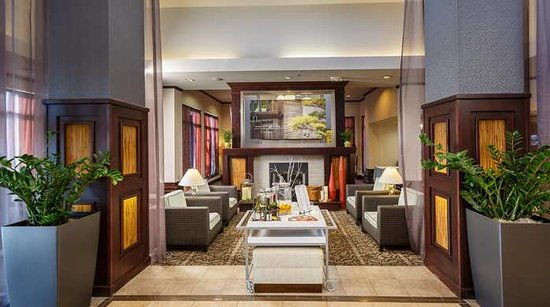 Hilton Garden Inn South Bend : Hilton Garden Inn Lobby