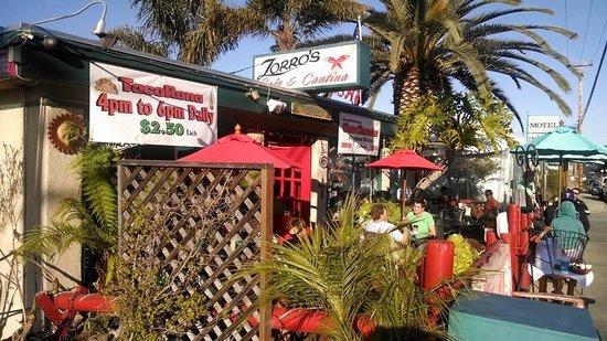 Zorro's Cafe & Cantina: Great Breakfast