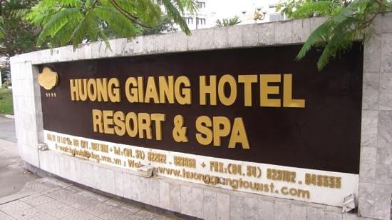 Huong Giang Hotel Resort & Spa: Huong Giang Hotel Resort and Spa...