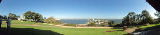 Kings Park and Botanic Garden : View