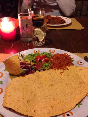 Mexi Cantina e Tacos: Buon appetito!