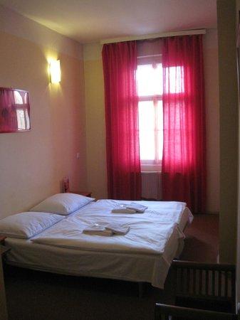 Hotel Otakar: The room