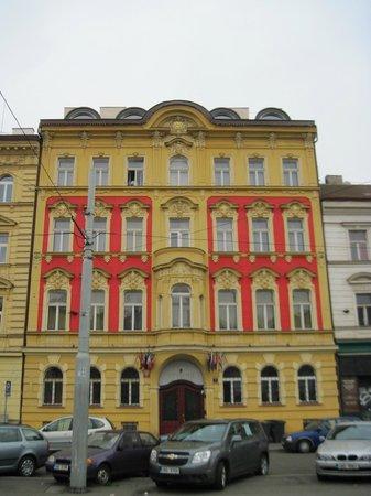 Hotel Otakar: Exterior