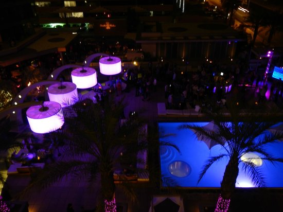W Scottsdale: Night view