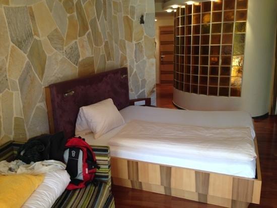 Hotel Der Krallerhof : room