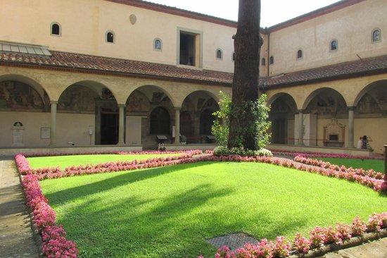 Museo di San Marco: Courtyard