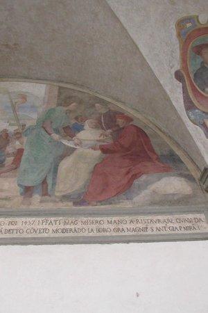 Museo di San Marco: Fresco