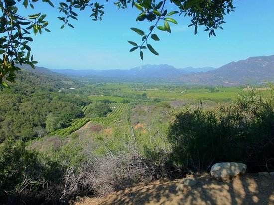 Meditation Mount: Ojai Valley View from Secluded View Point