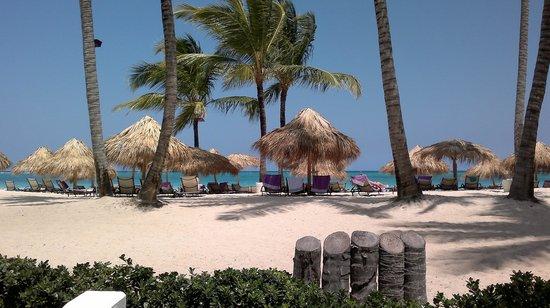 Paradisus Punta Cana : praia do hotel