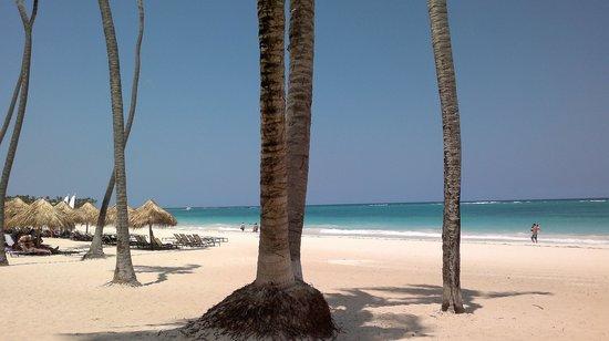 Paradisus Punta Cana : praia